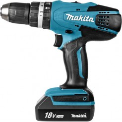 Makita HP457DWE klopboormachine 18V
