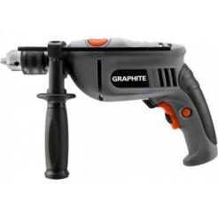 Graphite Elektrische Boormachine 550w 13mm Boorkop