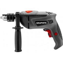 Graphite Elektrische Boormachine 650w 13mm Boorkop