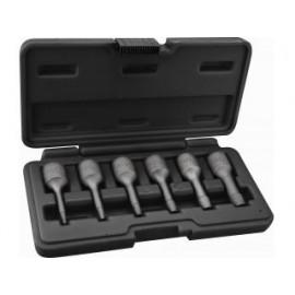 Neo Tools Bout Uitboorset 2-10mm 38 Aansluiting Crmo Staal