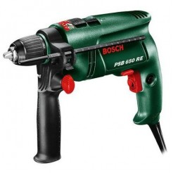 Bosch PSB 650 RE - Klopboormachine 650W koffer