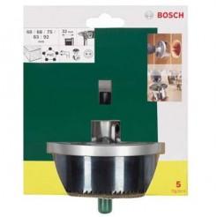 Bosch 5-dlg Kroonzaag-Set - voor Halogeenspots
