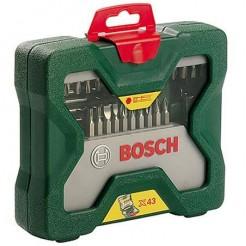 Bosch X-Line 43 delige accessoireset - 6 Hoekig