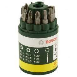 Bosch 10-delige Schroevendraaier-Set - 2607019452