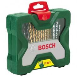 Bosch 30-dlg X-Line-Set Titanium - 2607019324