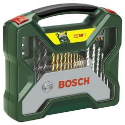 Bosch 50-delig X-Line-Set Titanium - 2607019327
