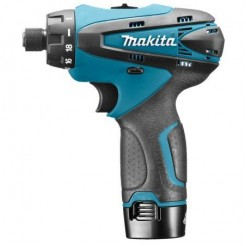 Makita DF030DWE - 3 jr garantie - 108V Lithium Ion boor-schroefmachine