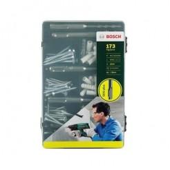 Bosch 173-dlg bevestigingsset SDS - 2607017163 Boren Magneethouder Bits