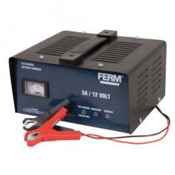 FERM BCM1018 - Acculader 12V