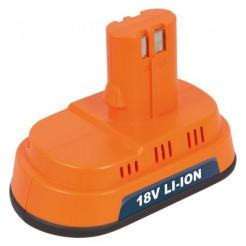FERM CDA1070 - Accu Li-ion 18V 15Ah
