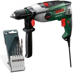 Bosch PSB 850-2 RE  Extra acc - Klopboormachine  17 tlg Borenset