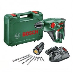 Bosch Uneo - 1 Accu - Accu-Boorhamer 108V Li-Ion SDS-Quick