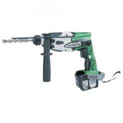 Hitachi Power Tools DH 14DL Basic - Accu-Boorhamer zonder Acculaadstation