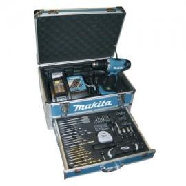 Makita BDF343RHX2 - 3 jaar garantie - 144V Accuboormachine  67 dlg acc kit