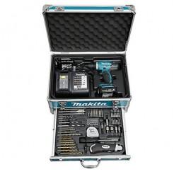Makita DDF343SHX3 - 3 jaar garantie - 144 V Boor-schroefmachine 13 Ah