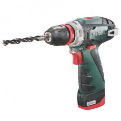 Metabo PowerMaxx BS - Quick Basic - Accu-schroef-boormachine 2x20AhKoffer