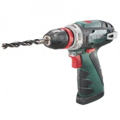Metabo PowerMaxx BS Quick Basic Solo - Accu-schroef-boormachine zonder Accu