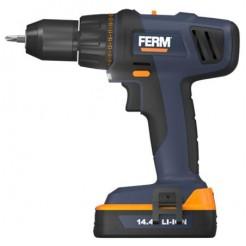 FERM CDM1113S - FS-Line - Li-Ion accuboormachine 144V - 13Ah