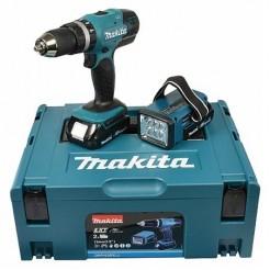 Makita DHP453RYLJ - Accu-Slagboorschroefmachine  lamp